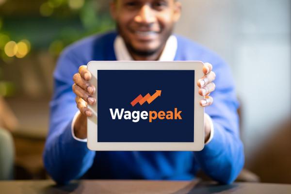 Sample branding #3 for Wagepeak