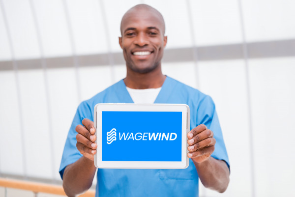 Sample branding #1 for Wagewind