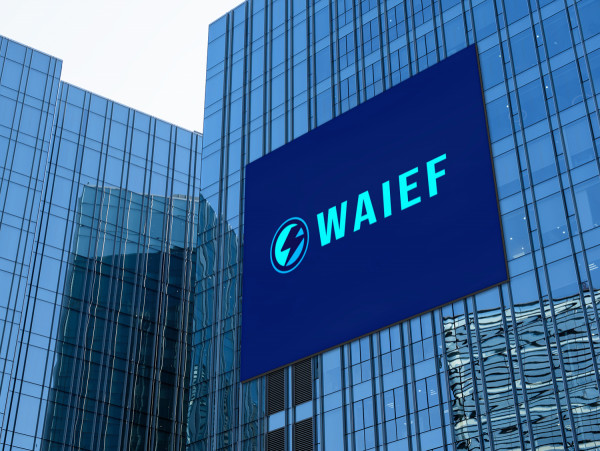 Sample branding #2 for Waief