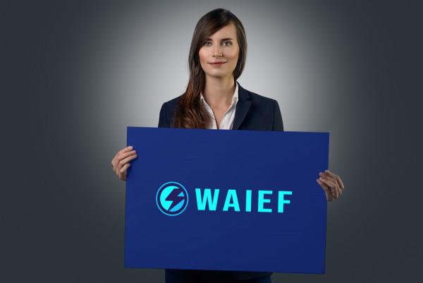 Sample branding #3 for Waief