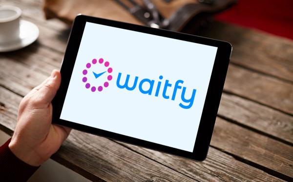 Sample branding #1 for Waitfy