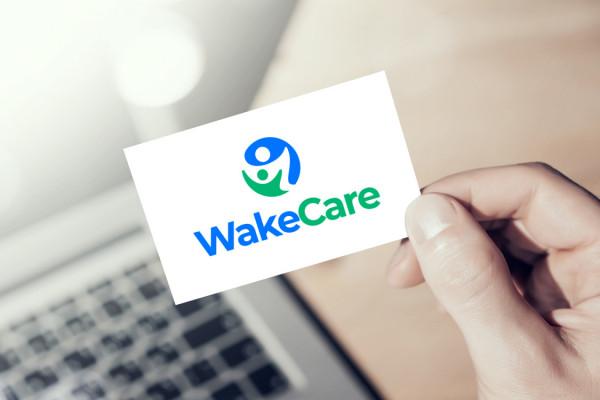 Sample branding #1 for Wakecare