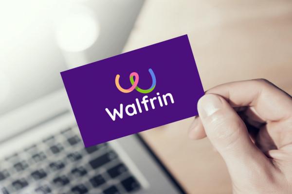 Sample branding #1 for Walfrin