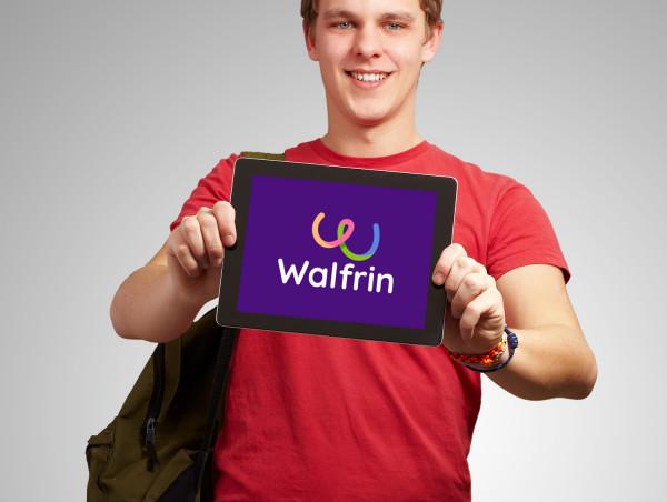 Sample branding #2 for Walfrin