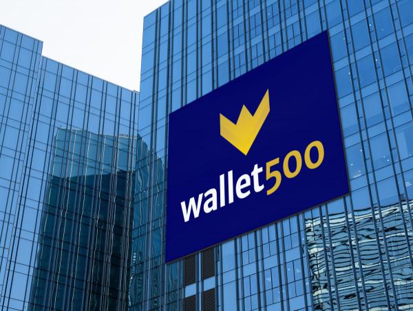 Sample branding #2 for Wallet500