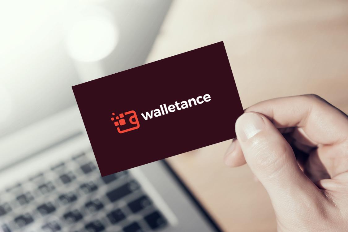 Sample branding #1 for Walletance