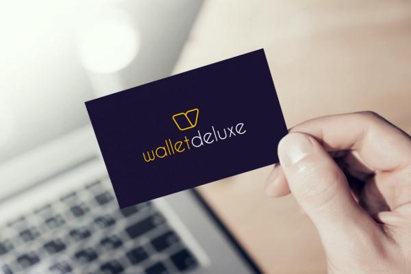 Sample branding #1 for Walletdeluxe