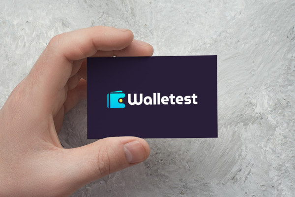 Sample branding #2 for Walletest