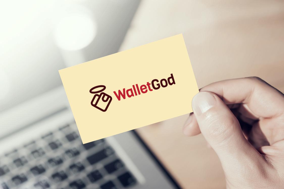 Sample branding #2 for Walletgod