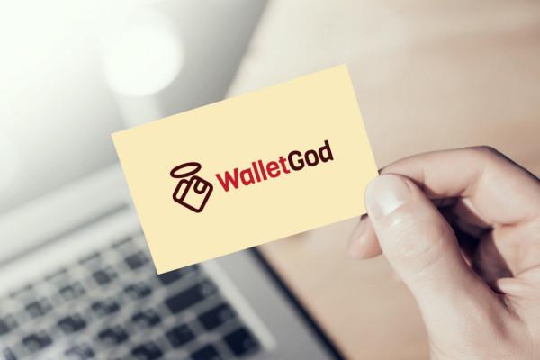 Sample branding #3 for Walletgod