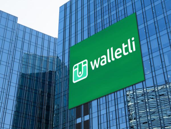 Sample branding #1 for Walletli