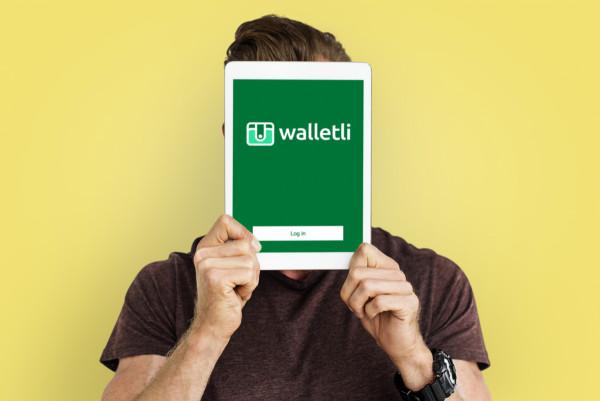Sample branding #2 for Walletli