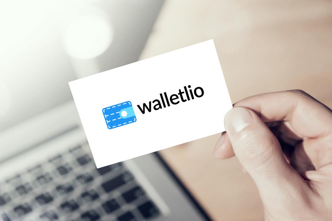 Sample branding #2 for Walletlio
