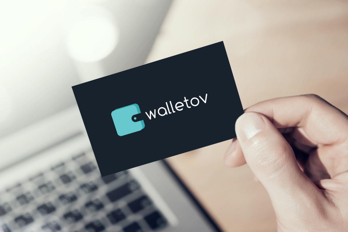 Sample branding #2 for Walletov
