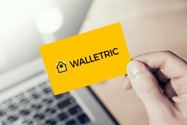 Sample branding #3 for Walletric