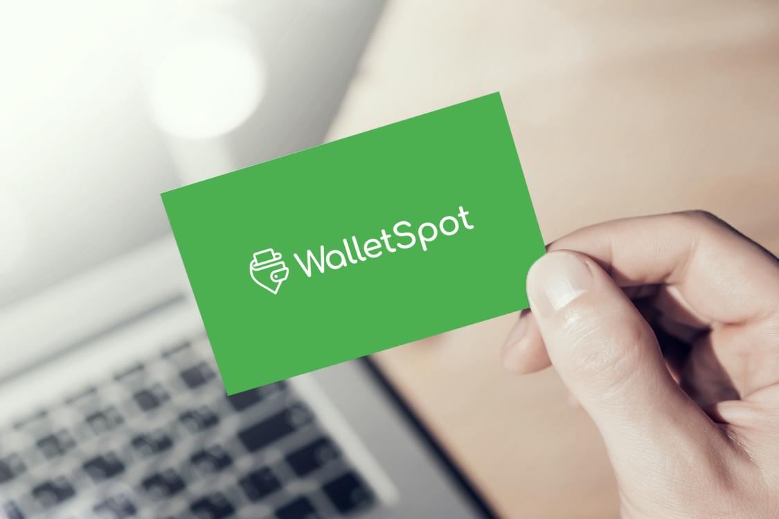 Sample branding #2 for Walletspot