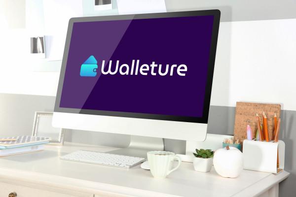 Sample branding #3 for Walleture