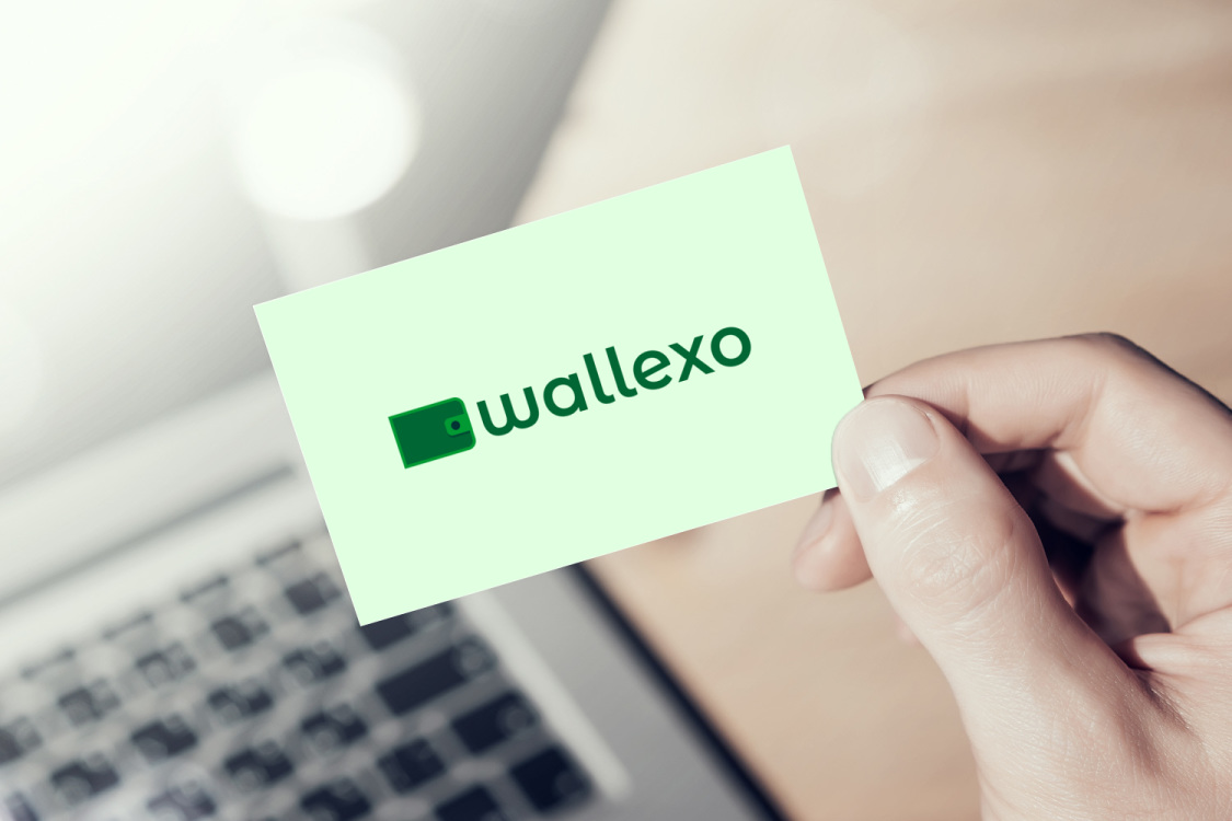 Sample branding #3 for Wallexo