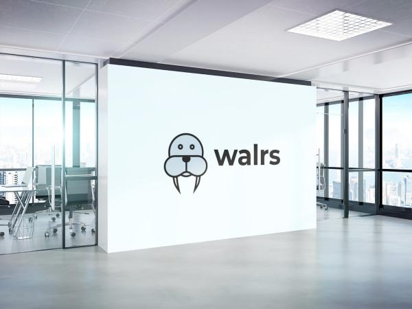 Sample branding #2 for Walrs
