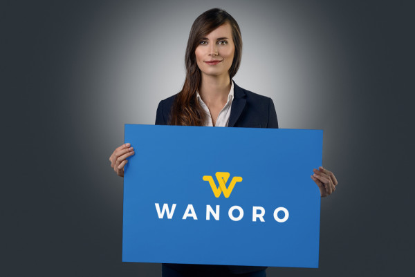 Sample branding #3 for Wanoro