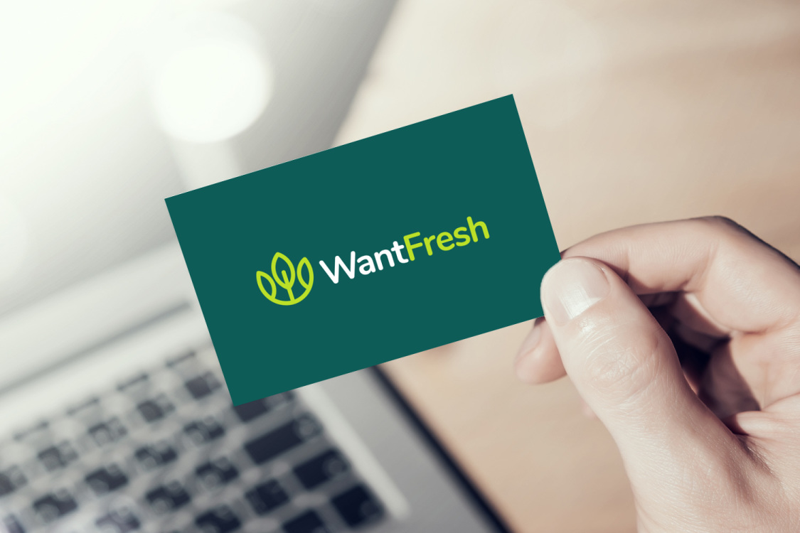 Sample branding #2 for Wantfresh