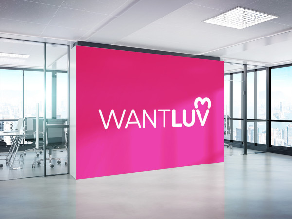 Sample branding #3 for Wantluv