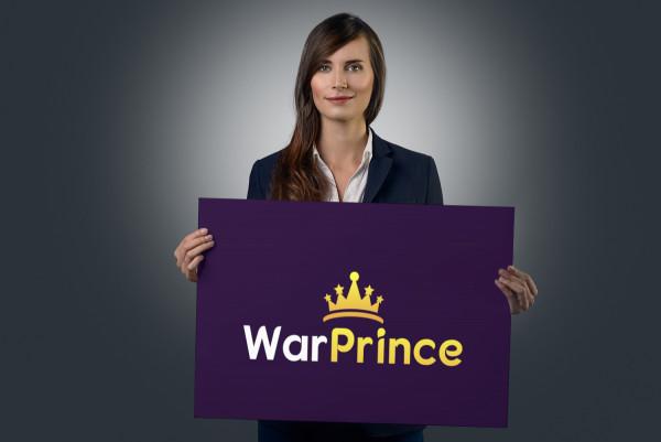 Sample branding #2 for Warprince
