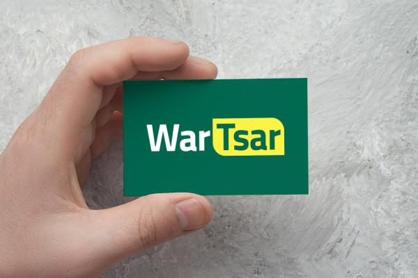 Sample branding #2 for Wartsar