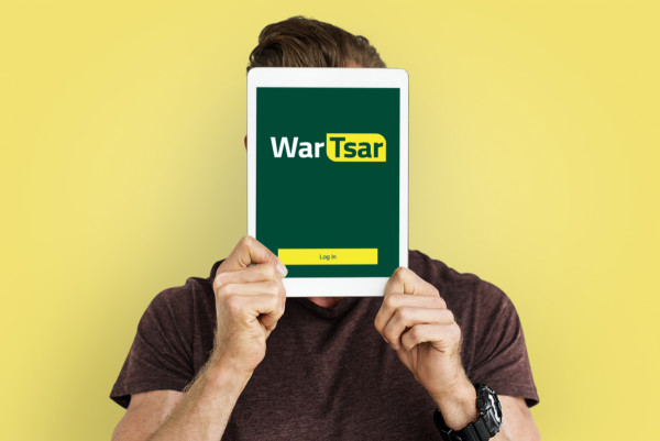 Sample branding #3 for Wartsar