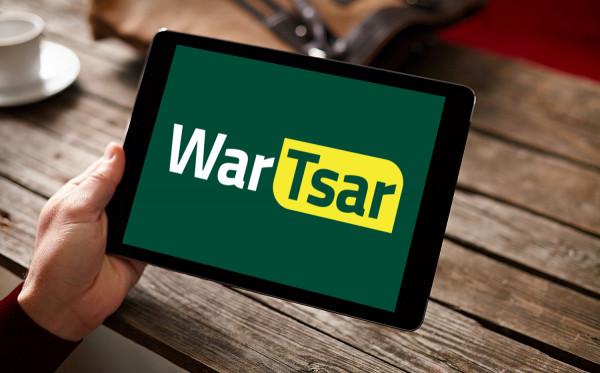 Sample branding #1 for Wartsar