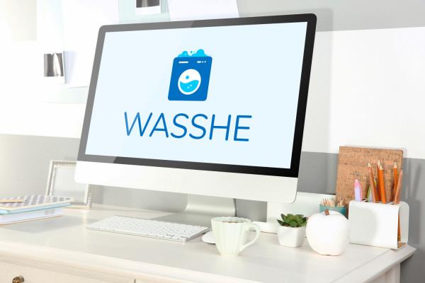 Sample branding #3 for Wasshe