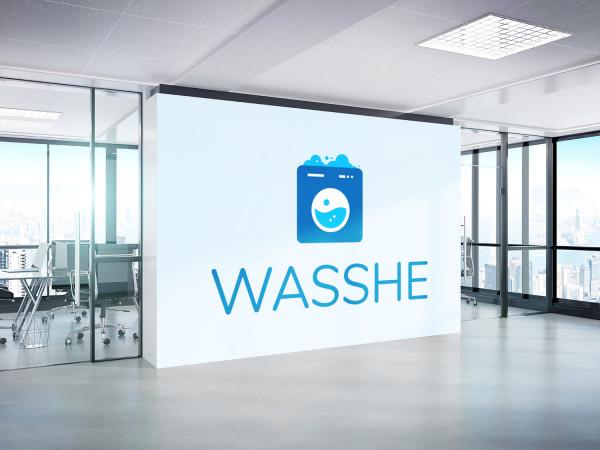 Sample branding #1 for Wasshe
