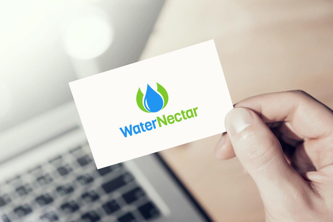 Sample branding #2 for Waternectar