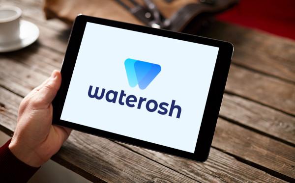 Sample branding #1 for Waterosh