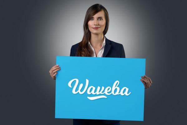 Sample branding #1 for Waveba