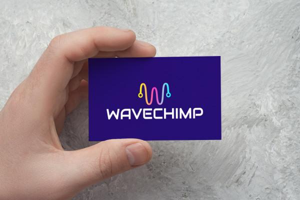 Sample branding #2 for Wavechimp