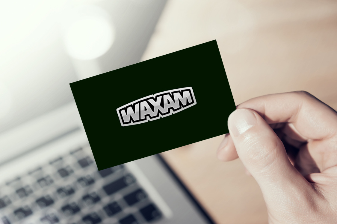 Sample branding #3 for Waxam