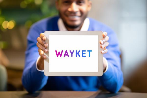 Sample branding #2 for Wayket
