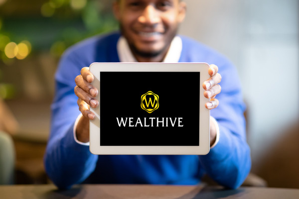 Sample branding #3 for Wealthive