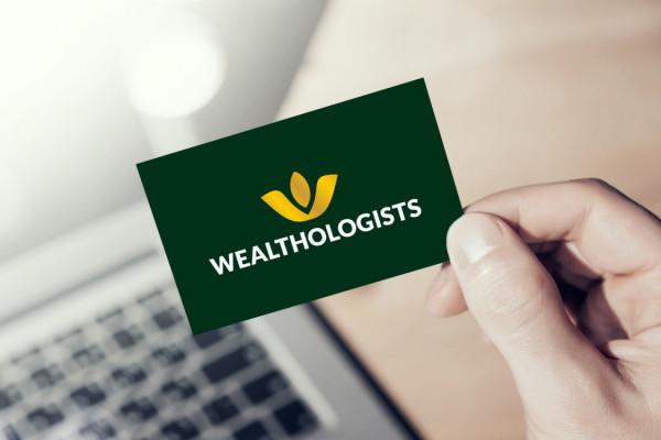 Sample branding #3 for Wealthologists