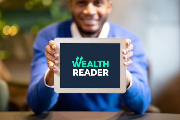 Sample branding #2 for Wealthreader