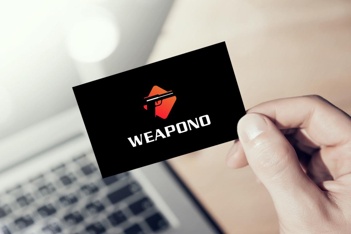 Sample branding #2 for Weapono