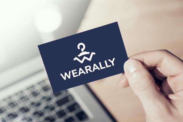 Sample branding #2 for Wearally
