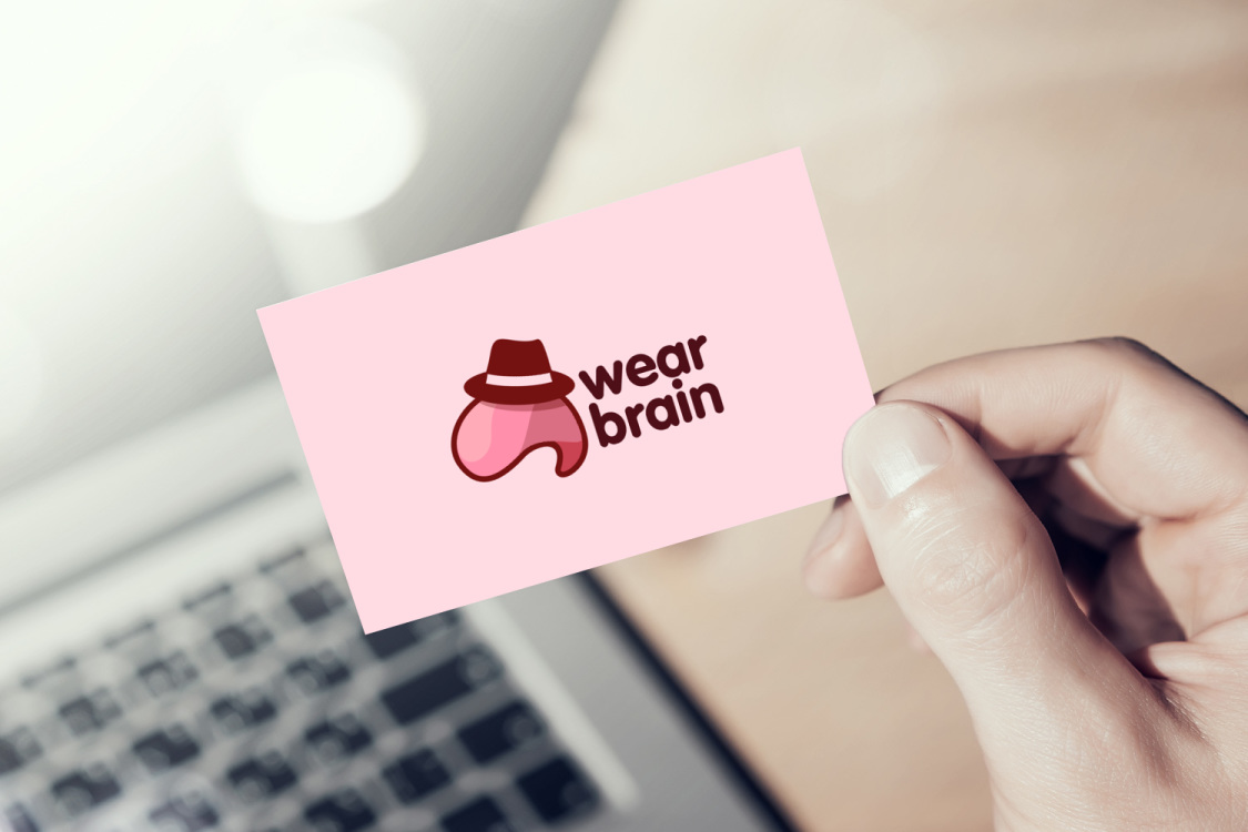 Sample branding #3 for Wearbrain