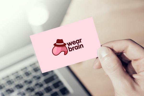 Sample branding #3 for Wearbrain