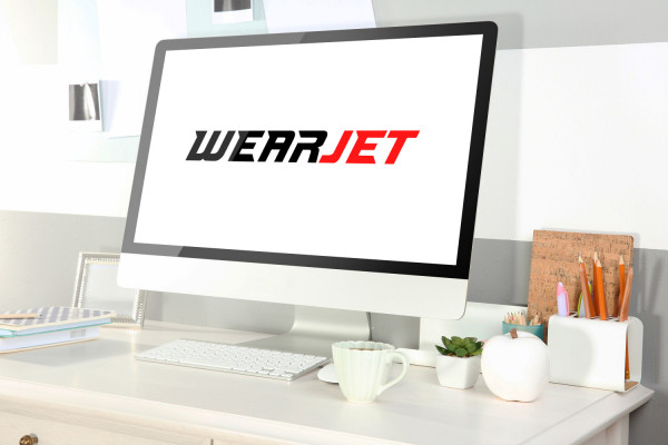 Sample branding #2 for Wearjet