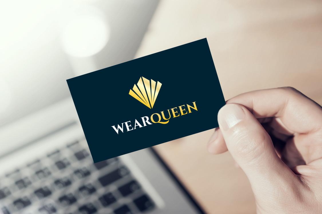 Sample branding #2 for Wearqueen