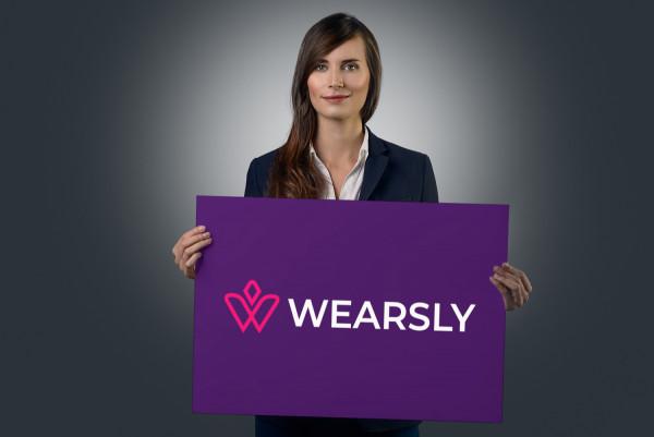 Sample branding #1 for Wearsly