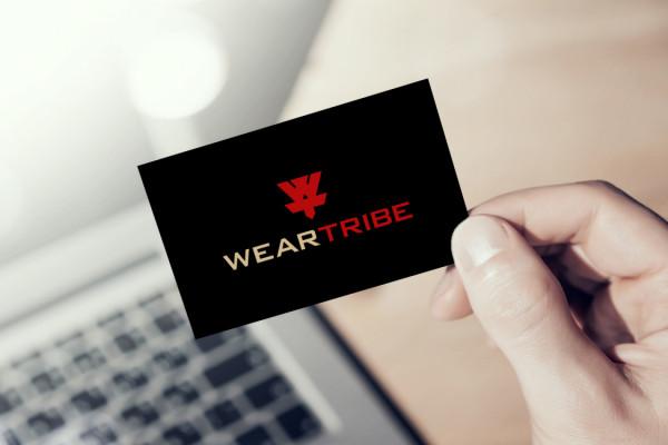 Sample branding #3 for Weartribe