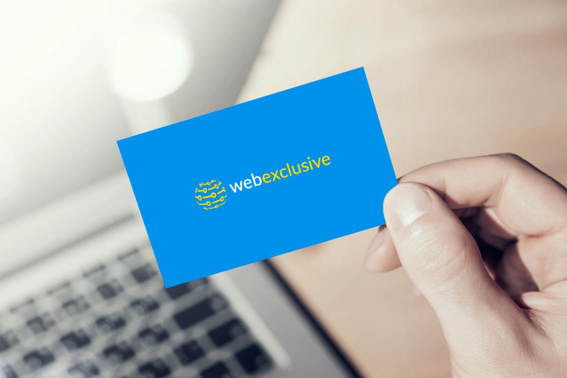 Sample branding #2 for Webexclusive